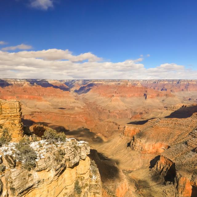 """""""Colorado's Valley"""" stock image"""