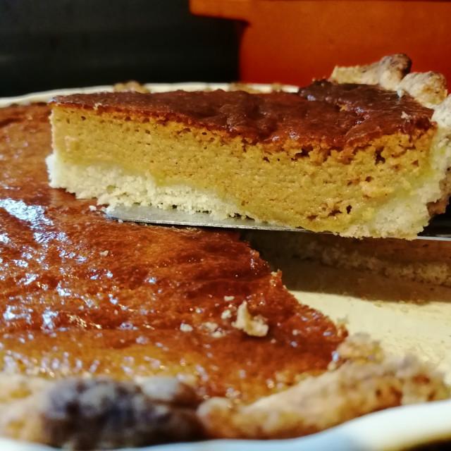"""""""Pumpkin Pie"""" stock image"""