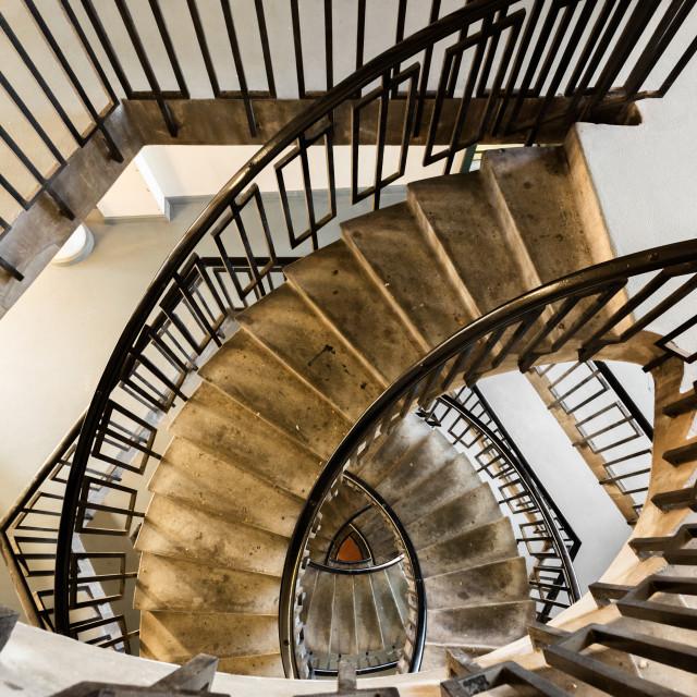 """Dorset Estate - George Loveless House, Bethnal Green, London, UK (II)"" stock image"