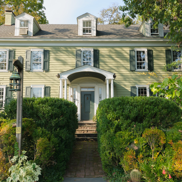 """Willowwood Farm New Jersey"" stock image"