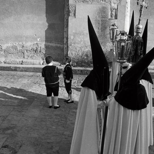 """""""La Semana Santa"""" stock image"""