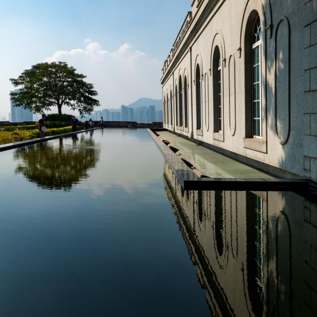 """""""Macau Museum"""" stock image"""