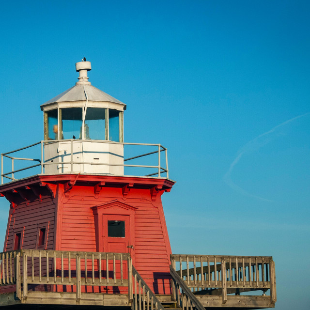 """""""Old Lighthouse"""" stock image"""