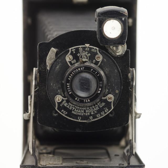 """Kodak Pocket Camera No.1A"" stock image"