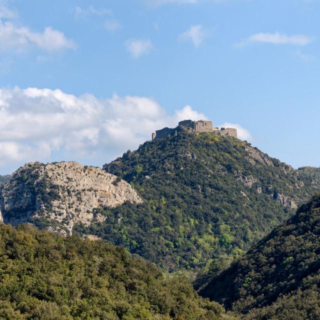 """Termes castle"" stock image"