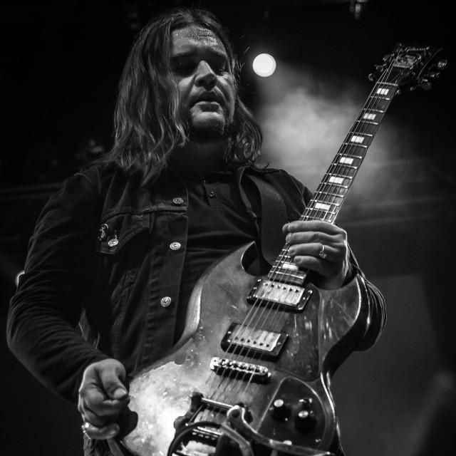"""""""Electric Wizard at Live Music Club (MI) 18-11-2019"""" stock image"""