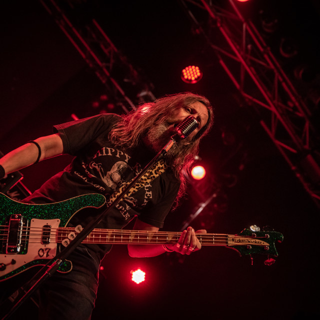 """Ufomammut at Live Music Club (MI) 18-11-2018"" stock image"