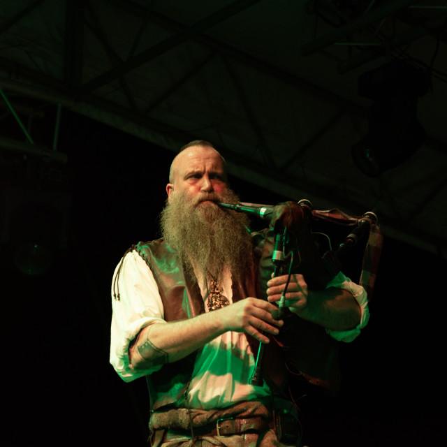 """Saor Patrol at Insubria Festival (MI) 26-04-2018"" stock image"