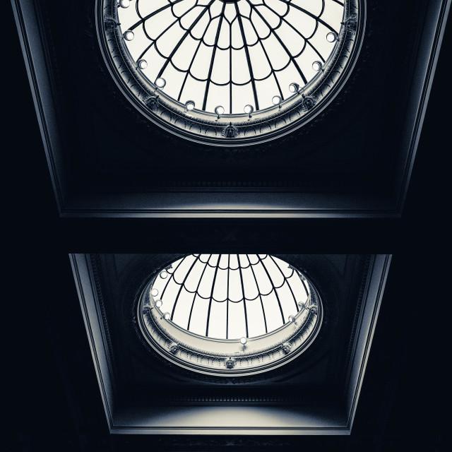 """""""Fitzwilliam Museum"""" stock image"""