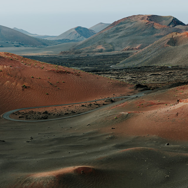 """Volcanic Island"" stock image"
