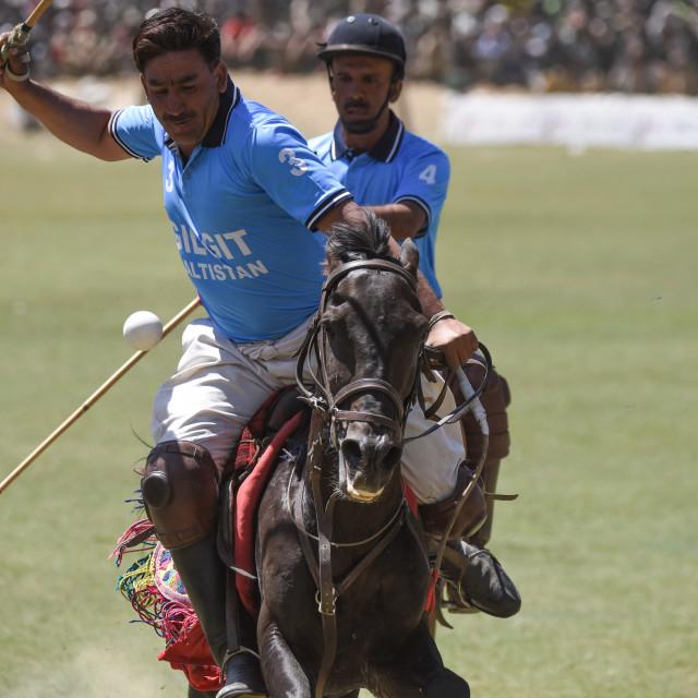 """Shandur Polo Festival"" stock image"