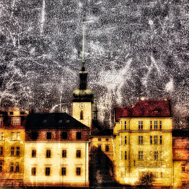 """Brno City"" stock image"