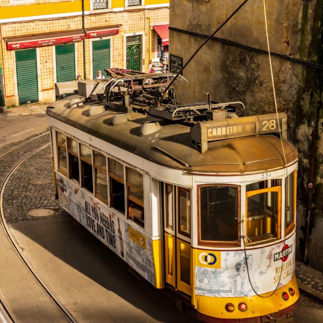 """Lisbon"" stock image"