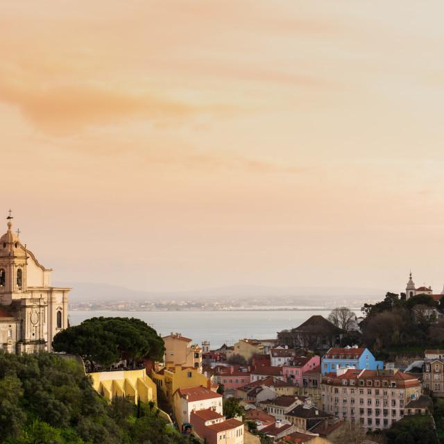 """Lisboa"" stock image"