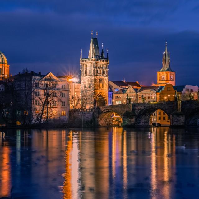 """Prague"" stock image"