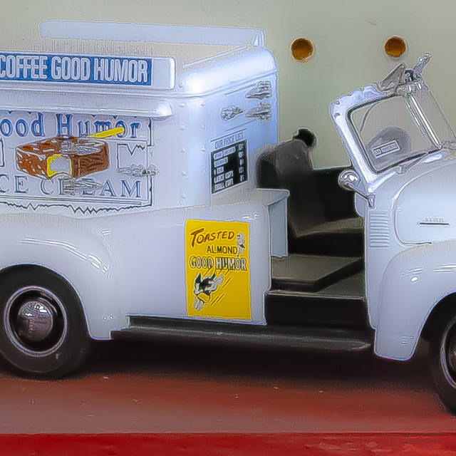 """Good Humor Truck"" stock image"