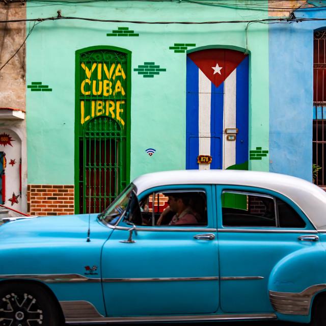 """""""Cuba Libre"""" stock image"""