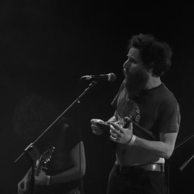 """""""Le Capre a Sonagli at Live Music Club (MI) 18-02-2020"""" stock image"""