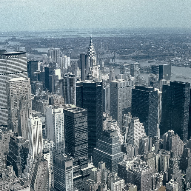 """New York City 1970s"" stock image"