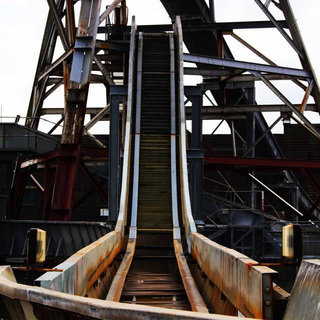 """Great Yarmouth Pleasure Beach"" stock image"