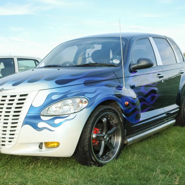"""""""Chrysler PT Cruiser"""" stock image"""