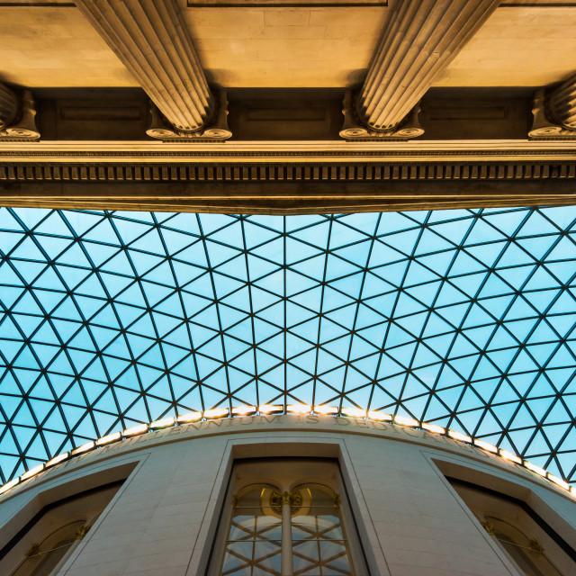 """British Museum (I)"" stock image"