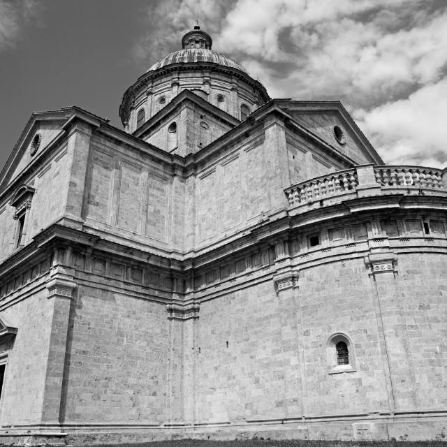 """Italian church"" stock image"
