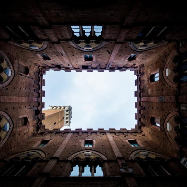 """Siena - Architecture photo"" stock image"