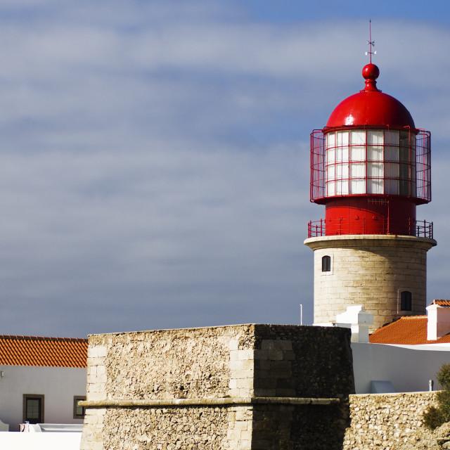 """Lighthouse 2"" stock image"