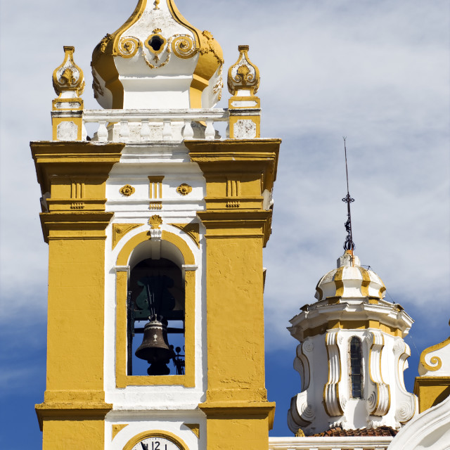 """""""Bell tower"""" stock image"""