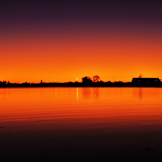 """Port Pirie Panorama"" stock image"