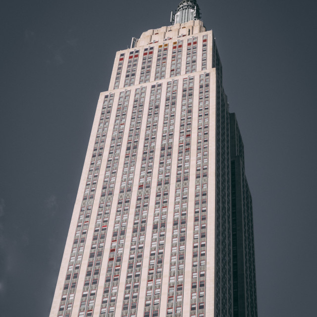 """Empire State Building"" stock image"
