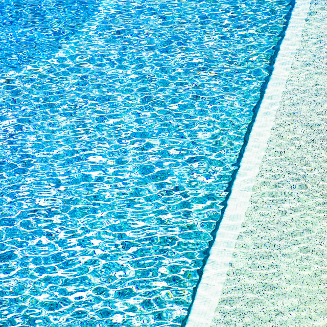 """Pool I"" stock image"