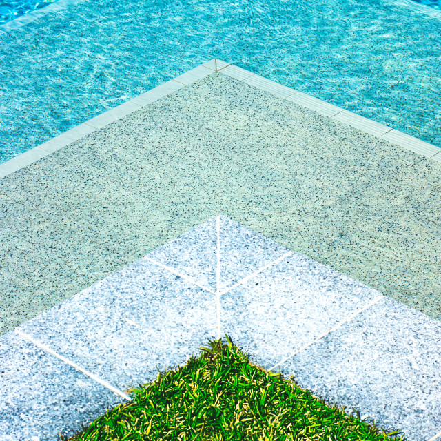 """Pool II"" stock image"
