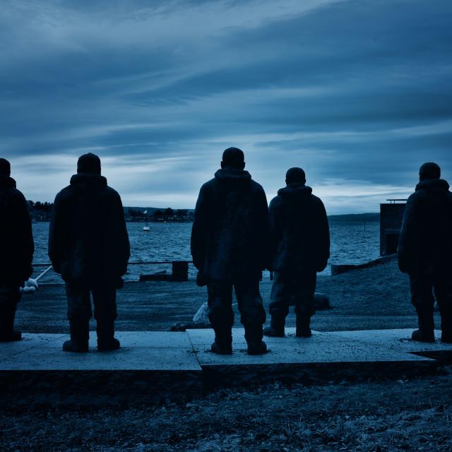"""Roald Amundsen"" stock image"