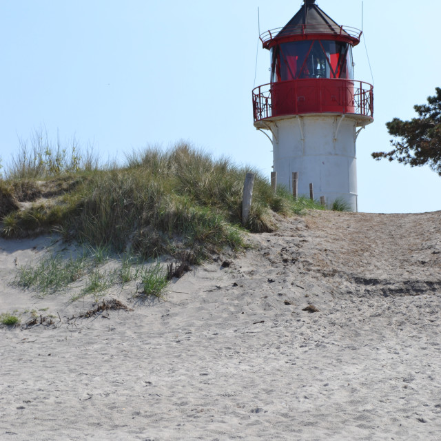 """Rügen - Hiddensee"" stock image"