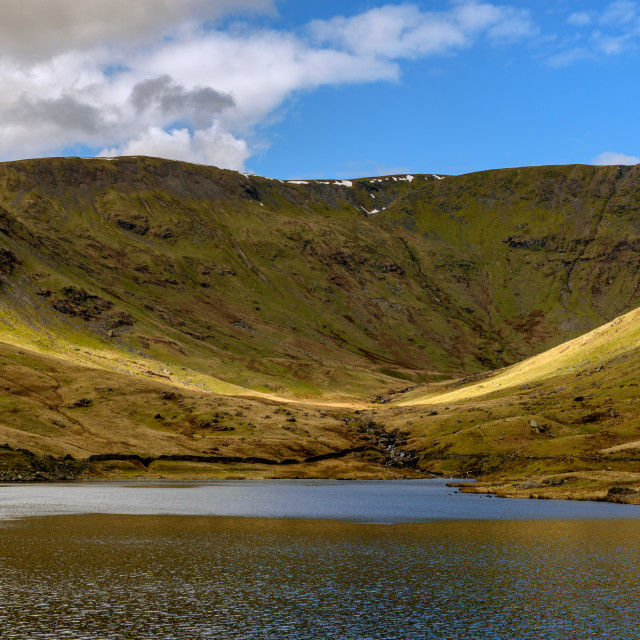 """""""Dale Head Kentmere"""" stock image"""