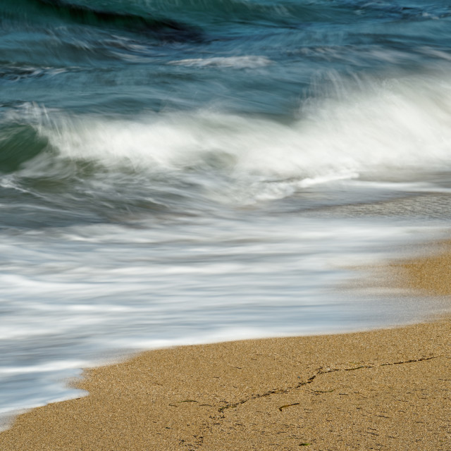 """""""Swell in detail view"""" stock image"""