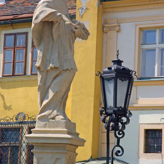"""Historical center of Bratislava"" stock image"