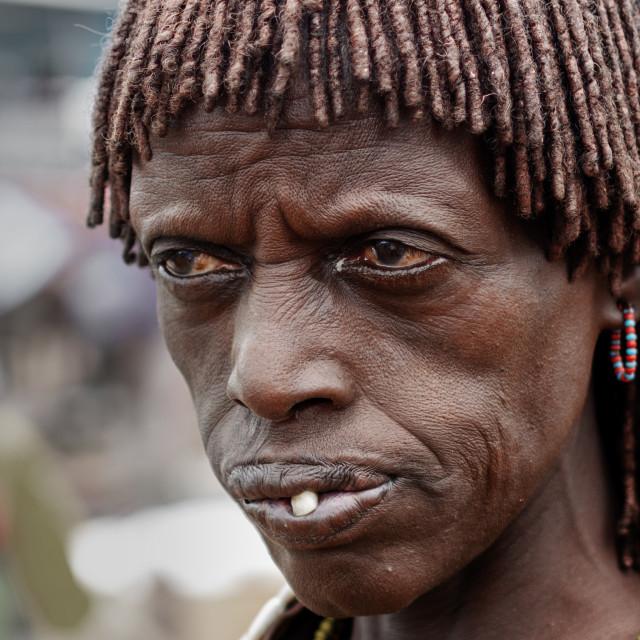 """ethiopean tribes"" stock image"