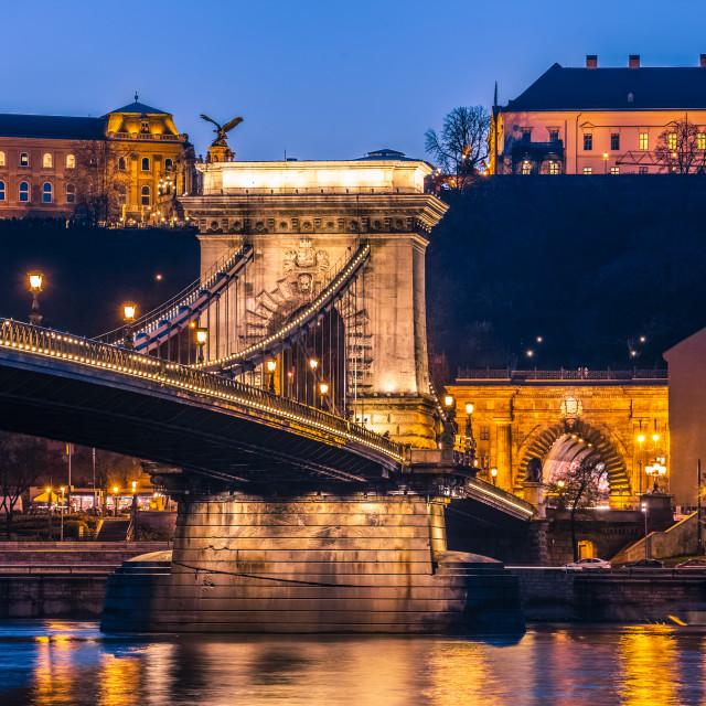 """""""Budapest"""" stock image"""