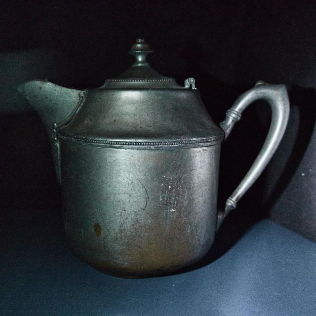 """Teapot Still Life"" stock image"