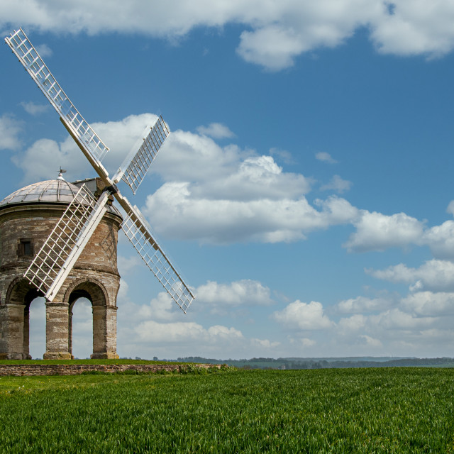 """Chesterton Mill, Warwickshire"" stock image"