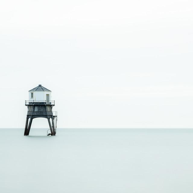 """Dovercourt Lighthouse"" stock image"