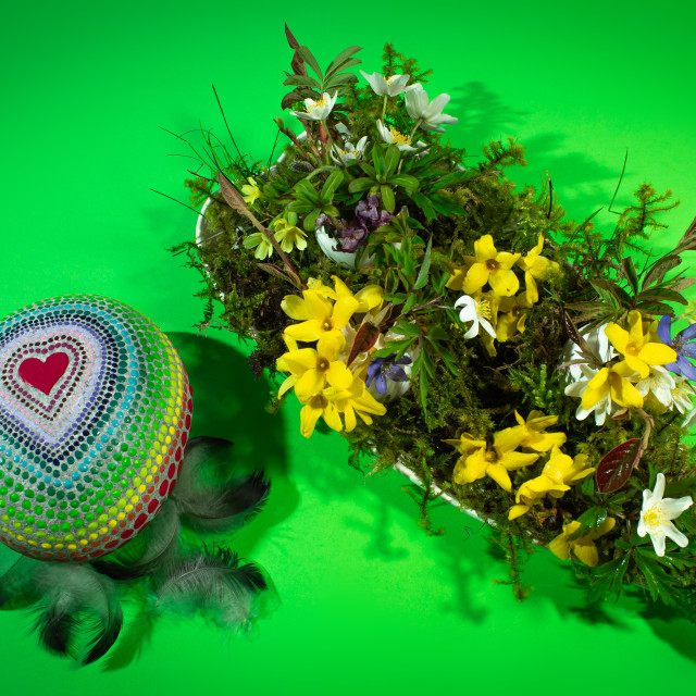 """Easter Festival Decoration"" stock image"