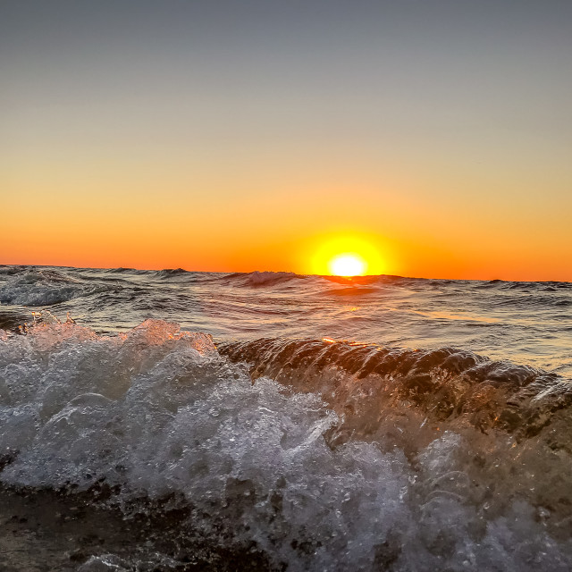 """""""sun and surf"""" stock image"""
