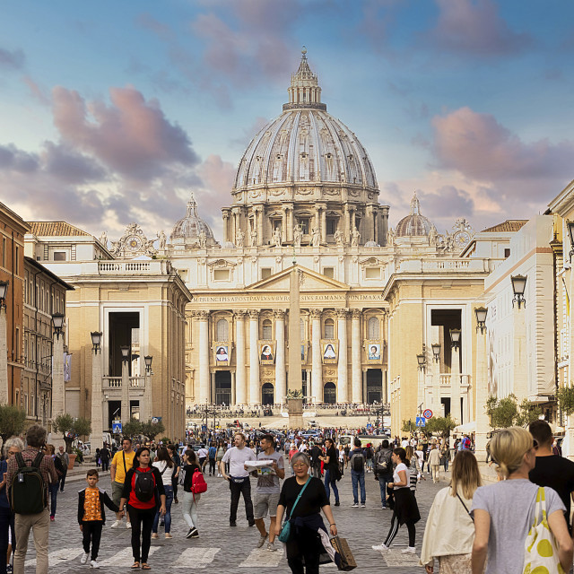 """""""St Peters"""" stock image"""