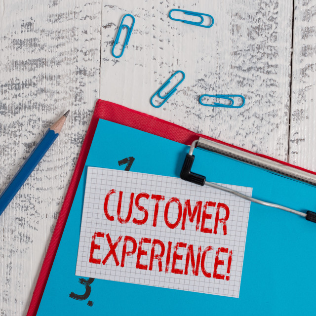 """Word writing text Customer Experience. Business concept for product of..."" stock image"