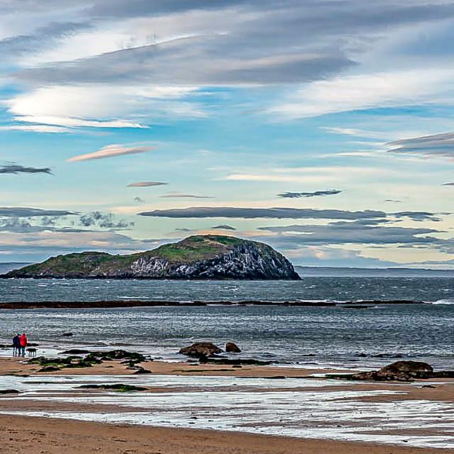 """Dunbar Beach"" stock image"