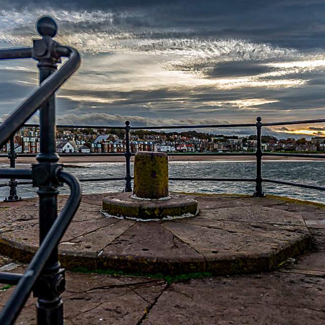 """""""Dunbar View"""" stock image"""